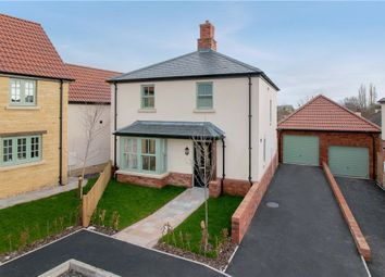 Thumbnail 3 bed detached house for sale in Falcon Close, Seavington, Ilminster, Somerset