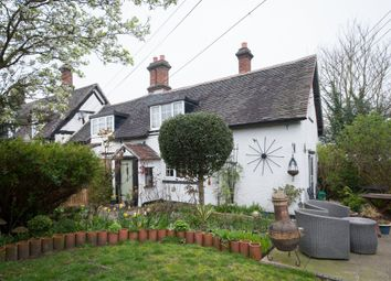 Thumbnail 3 bed cottage for sale in Paddy's Row, Lea Marston, Sutton Coldfield