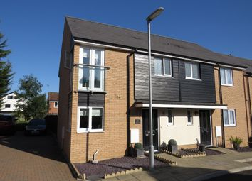 Thumbnail 2 bedroom semi-detached house for sale in Banks End, Ramsey, Huntingdon