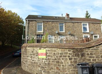 Thumbnail 1 bed flat to rent in Park Road, Victoria, Ebbw Vale, Blaenau Gwent.