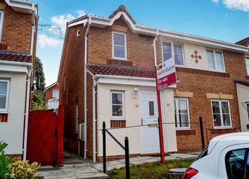 Thumbnail 4 bed semi-detached house for sale in Burnside Way, Winnington, Northwich