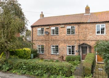 Thumbnail 4 bed cottage for sale in Main Street, Linton On Ouse, York