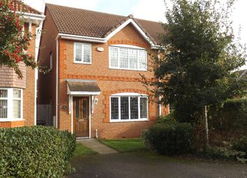 Thumbnail 3 bed semi-detached house to rent in Hazelden Close, Wollaston, Northamptonshire
