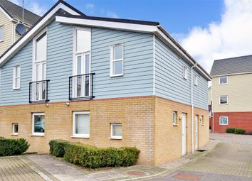 Thumbnail 1 bedroom flat for sale in Onyx Drive, Sittingbourne, Kent