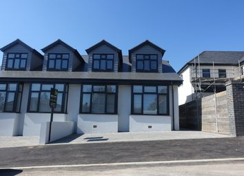Thumbnail 4 bed semi-detached house for sale in Uplands Road, Drayton, Portsmouth