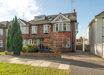 Thumbnail 4 bed semi-detached house for sale in Parkway, Raynes Park