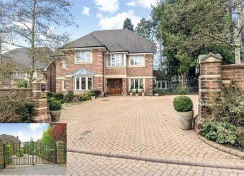 5 bed detached house for sale in Saddlers Close, Arkley, Hertfordshire EN5