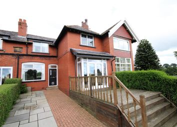 Thumbnail 3 bed terraced house for sale in Roach Road, Samlesbury, Preston