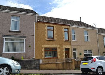 Thumbnail Terraced house for sale in Pant Street, Port Tennant, Swansea