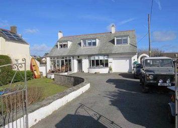 Thumbnail 4 bed detached house for sale in Penmorfa, Lon St Ffraid, Trearddur Bay