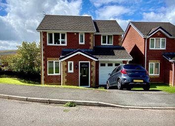 Thumbnail 4 bed detached house for sale in Oakview Court, Blaenavon, Pontypool