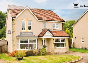 Thumbnail 5 bed detached house for sale in Montgomery Crescent, Dunblane