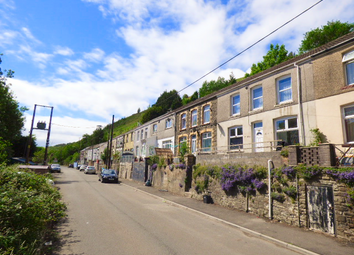 Thumbnail 3 bed terraced house for sale in Bridgend Road, Pontycymer, Bridgend