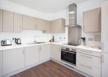 Thumbnail 3 bed flat to rent in Shackleton Way, Roal Albert Wharf, London