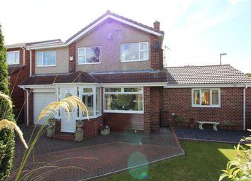 Thumbnail 5 bed detached house for sale in Park Lea, East Herrington, Sunderland