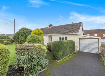 Thumbnail 2 bed detached bungalow for sale in Kington, Herefordshire HR5,