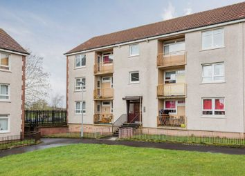 Thumbnail 2 bed flat for sale in Mossvale Square, Craigend, Glasgow
