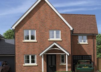 Thumbnail 4 bedroom detached house for sale in The Woodlark, Russet Grove, Albion Road, Marden Kent
