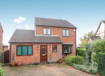 Thumbnail 3 bed detached house for sale in Witley Gardens, Highley, Bridgnorth