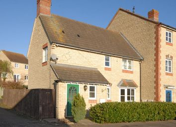 Thumbnail 3 bed end terrace house to rent in New Langford Village, Bicester
