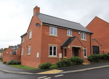 Thumbnail 4 bed detached house for sale in Barley Way, Matlock
