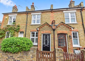 Thumbnail 2 bed cottage for sale in Alexandra Road, London