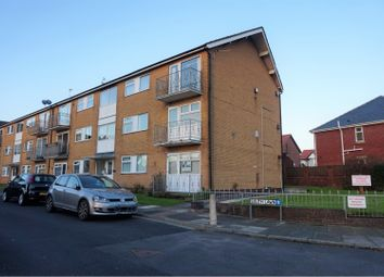 Thumbnail 2 bed flat for sale in South Lawn, Blackpool