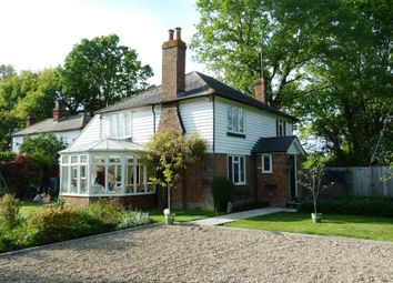 Thumbnail 4 bed detached house for sale in New Barn Road, Hawkenbury, Tonbridge