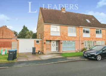 Thumbnail 3 bed semi-detached house to rent in Upper Park, Harlow