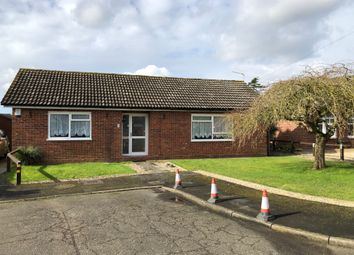 Thumbnail 2 bed detached bungalow for sale in John Howes Close, Easton, Norwich