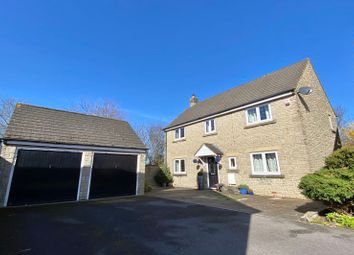 Thumbnail 4 bed detached house for sale in Cedern Avenue, Elborough, Weston-Super-Mare