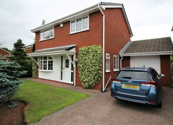 Thumbnail 4 bed detached house for sale in Longcroft, Tyldesley, Manchester