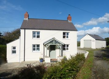 Thumbnail 3 bed detached house for sale in Roch, Haverfordwest