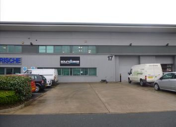 Thumbnail Light industrial for sale in Unit 17, Wheel Forge Way, Trafford Park, Manchester