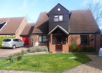 Thumbnail 4 bed detached house to rent in Alverton, Great Linford, Milton Keynes