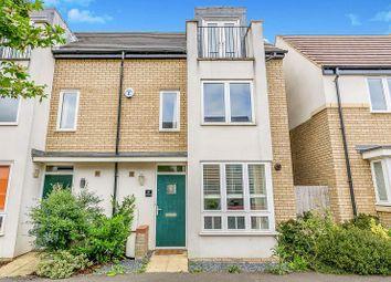 Thumbnail 4 bed town house to rent in Gyosei Gardens, Willen Park, Milton Keynes