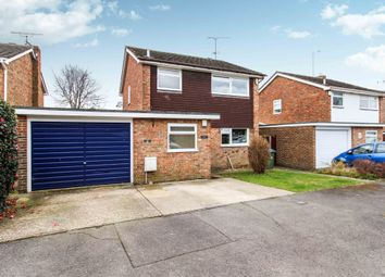 Thumbnail 3 bed detached house for sale in Charmans Close, Horsham