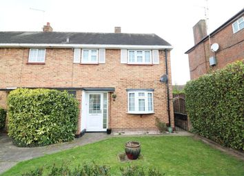 Thumbnail 4 bedroom end terrace house to rent in Whitefields Road, Cheshunt, Waltham Cross, Hertfordshire