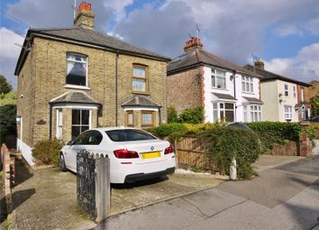 Thumbnail 2 bed semi-detached house for sale in Crescent Road, Warley, Brentwood, Essex