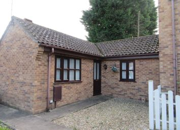 Thumbnail 1 bed bungalow to rent in Somersby Grove, Skegness