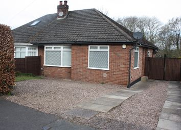 2 bed semi-detached bungalow for sale in Statham Avenue, Lymm WA13
