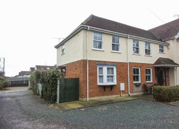 Thumbnail 1 bed terraced house for sale in Rectory Road, Hadleigh, Benfleet