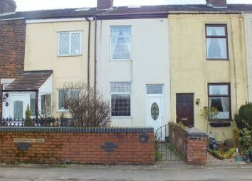 Thumbnail 2 bed town house for sale in Audley Road, Talke, Stoke-On-Trent