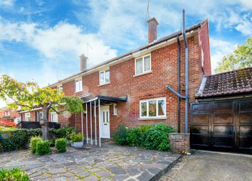 Thumbnail 3 bed semi-detached house for sale in Dymoke Green, St. Albans, Hertfordshire