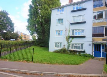 Thumbnail 2 bed flat for sale in Lower Brownhill Road, Maybush, Southampton