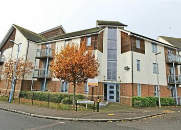 Thumbnail 2 bed flat for sale in Kemsley Crescent, Broughton, Milton Keynes