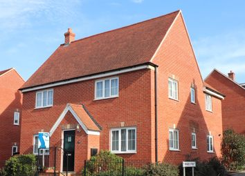 Thumbnail 4 bedroom detached house for sale in Pillow Way, Buckingham
