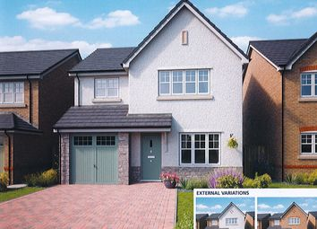 Thumbnail 3 bed detached house for sale in Bron Y Castell, Cae Eithin, Abergele