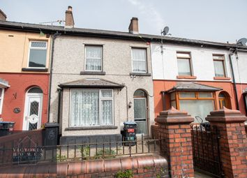 Thumbnail 3 bed terraced house for sale in Curre Street, Cwm