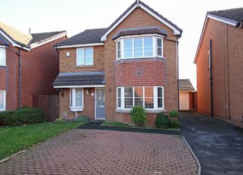 Thumbnail 4 bed detached house for sale in The Mallards, Crossens, Southport